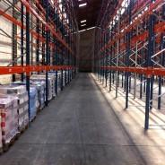 Le site de VFE Logistique en plein essor